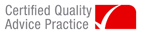 Certified Quality Advice Practice logo.